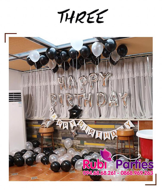 Bóng sinh nhật SBCB36