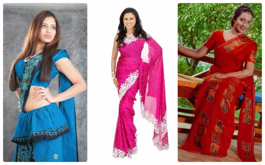 Modern Sri Lankan Saree Blouse Designs And Design Ideas