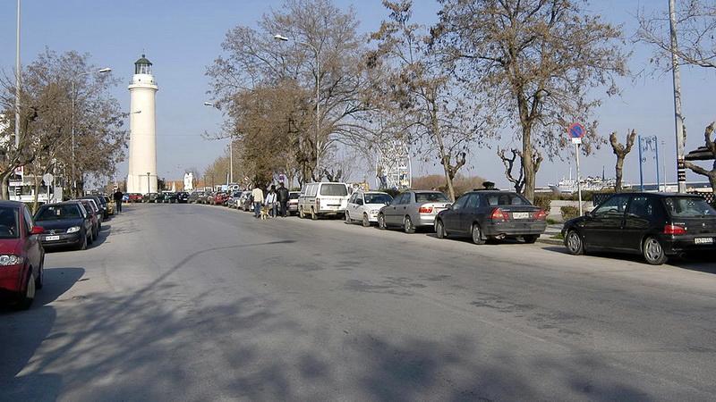 Από 3 Ιουνίου κλειστή για τα οχήματα τις βραδινές ώρες η παραλιακή της Αλεξανδρούπολης