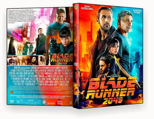 DVD-R Blade Runner 2049 2017 – OFICIAL