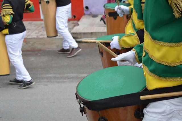 89 ANOS: Encontro de Bandas Marciais, comemora o Aniversário de Emancipação Política de São Joaquim do Monte.