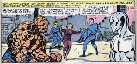 Fantastic Four 50 Galactus