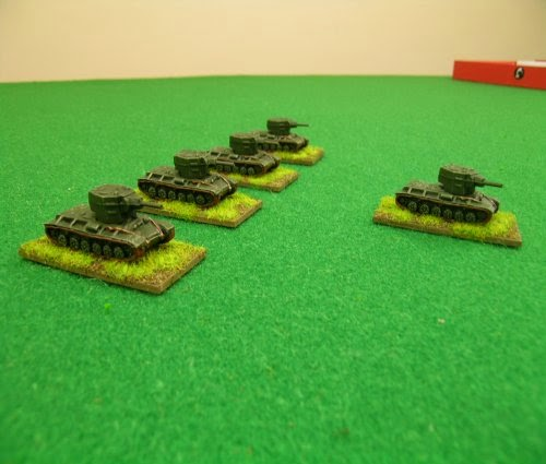 Heavy Tank Regiment with KV 2 picture 2