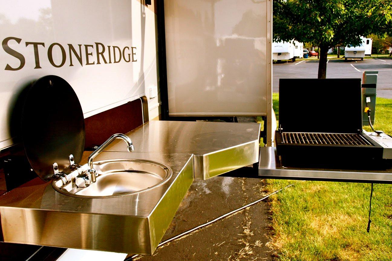 2012 Kzrv 36rk Stoneridge Fifth Wheel Veurink S Rv Center