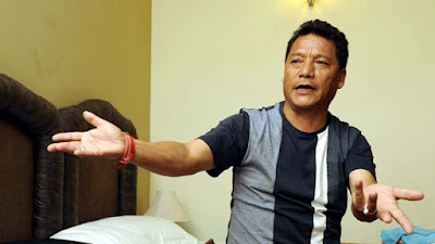 Bimal Gurung escaped from CID raid