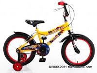 Sepeda Anak UNITED DC SUPERFRIENDS METEOR