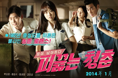 Sinopsis Hot Young Bloods