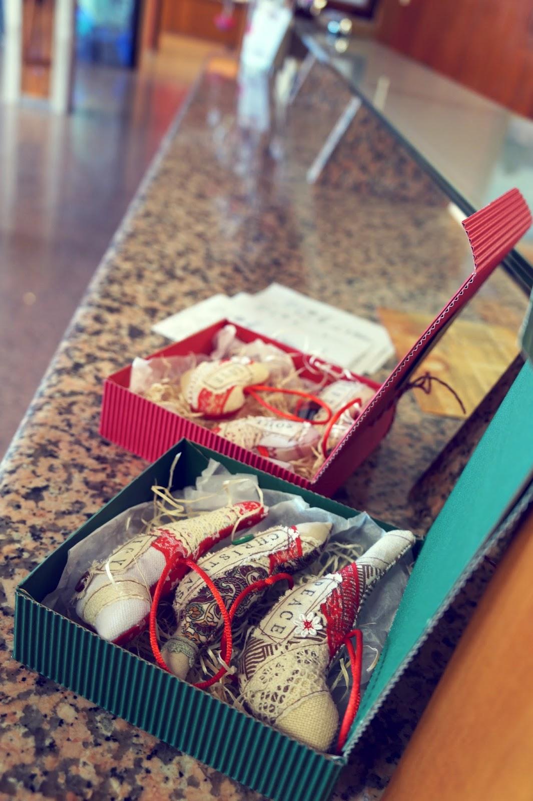 Lelleco Navidad: ornamentos navideños hechos a mano