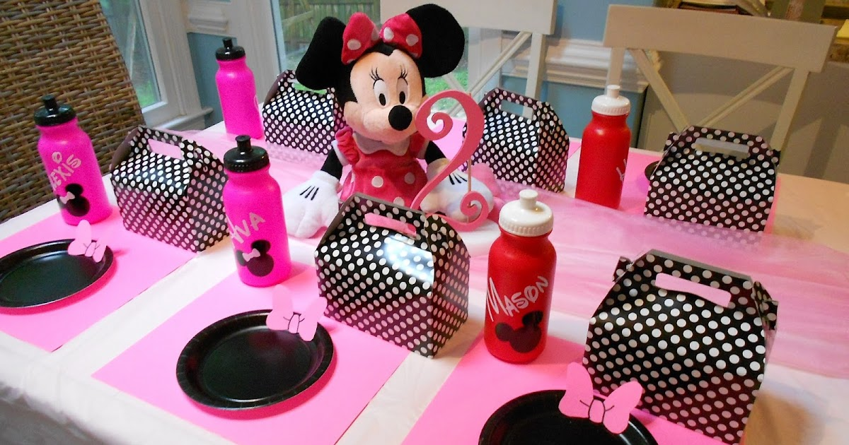 Adventures With Toddlers And Preschoolers Minnie Mouse