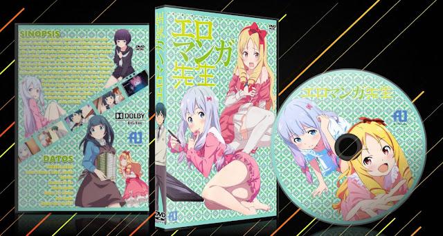 Eromanga-sensei Ver.2 | Cover DVD | MEGA |