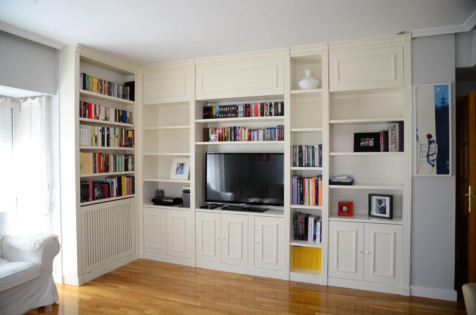 Libreria a medida madrid mueble a medida 617075183 elcarpinterodemadrid librerias a - Estanterias a medida ...
