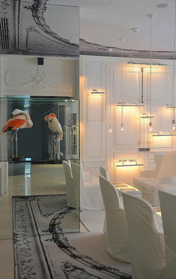 loveisspeed la maison des centraliens by maison martin margiela. Black Bedroom Furniture Sets. Home Design Ideas