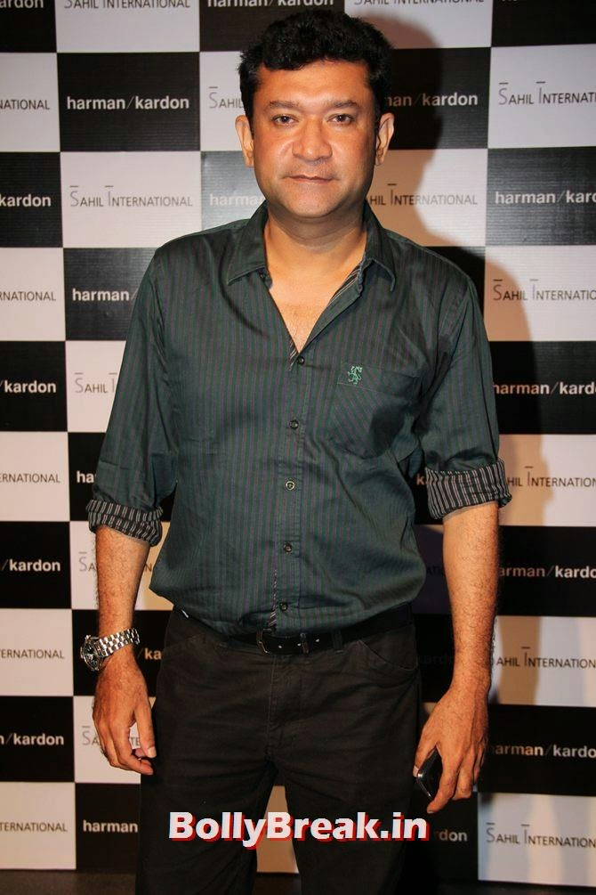 Ken Ghosh, Jacqueline, Shriya, Richa Chadha at luxury brand launch