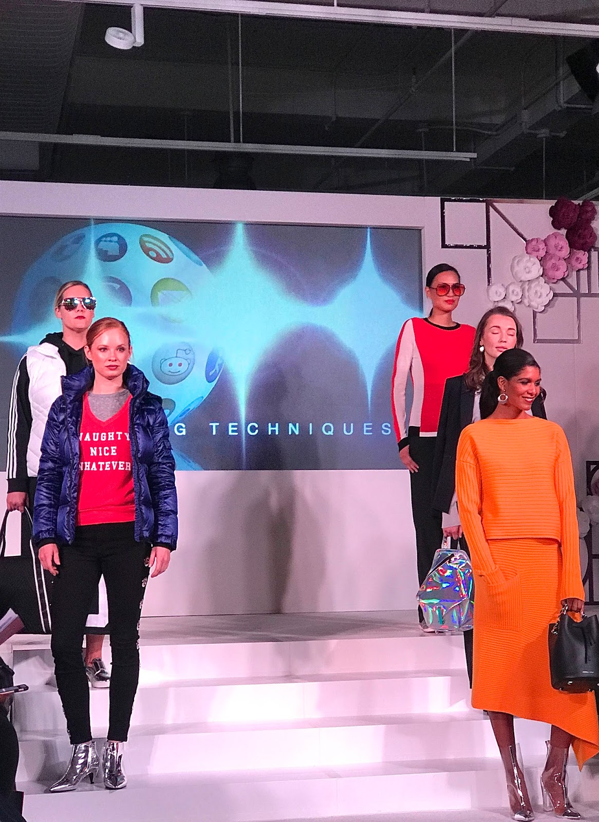 Fashionably Petite Recap Nordstrom Fall Beauty Trend Show 2017 At Garden State Plaza