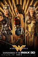 Wonder Woman (2017) Poster Connie Nielsen, Gal Gadot and Robin Wright