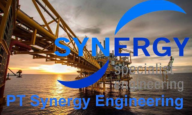 Lowongan kerja PT Synergy Engineering #1701344