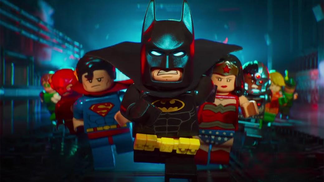 LEGO Batman: O Filme | Comercial estendido revela mais do Coringa + Pôster inédito reúne heróis e vilões