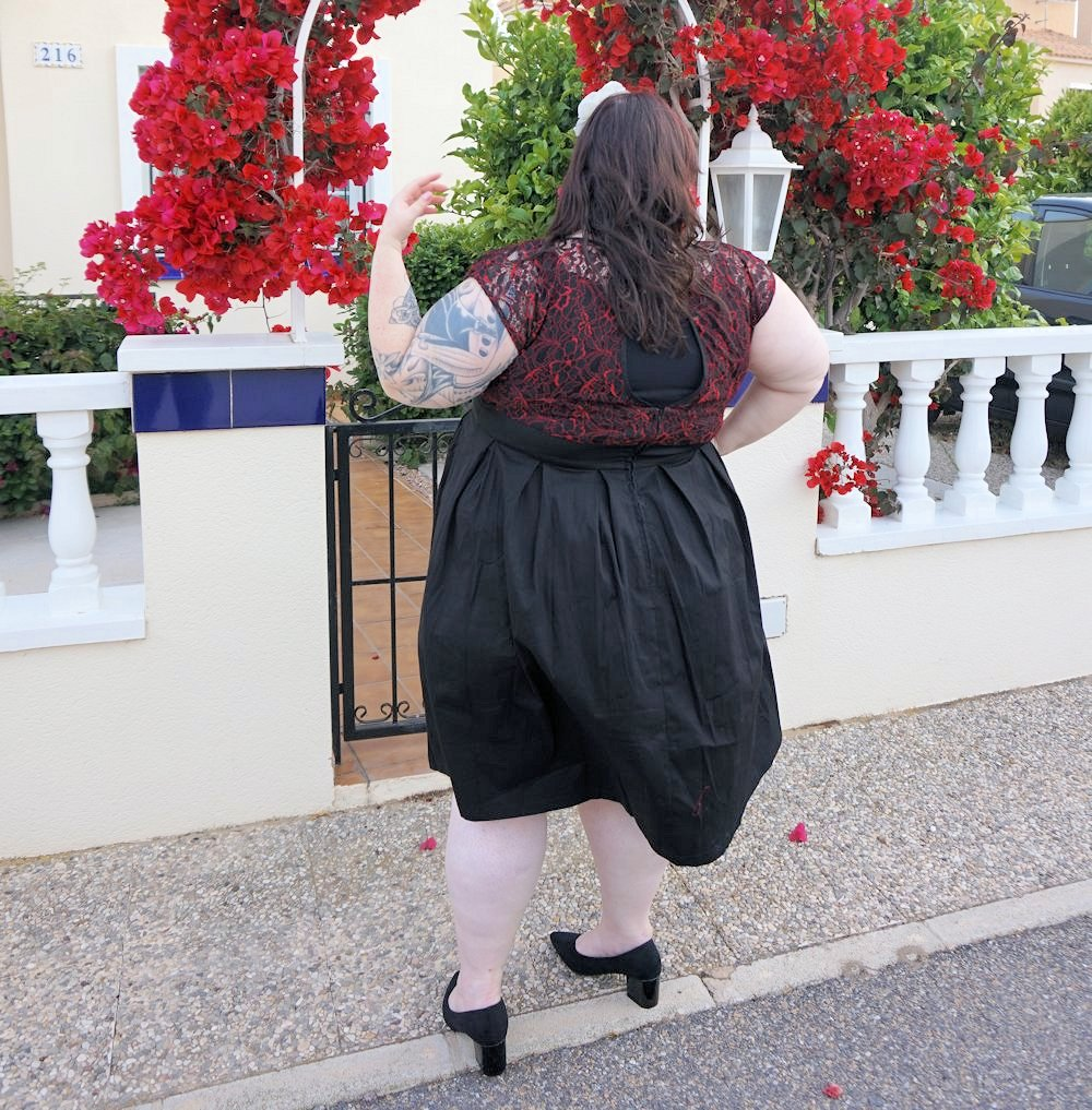 plus size retro dress plus size swing dress plus size summer dress plus size occasionwear plus size evening wear
