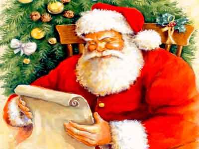 Historia de  Papá Noel