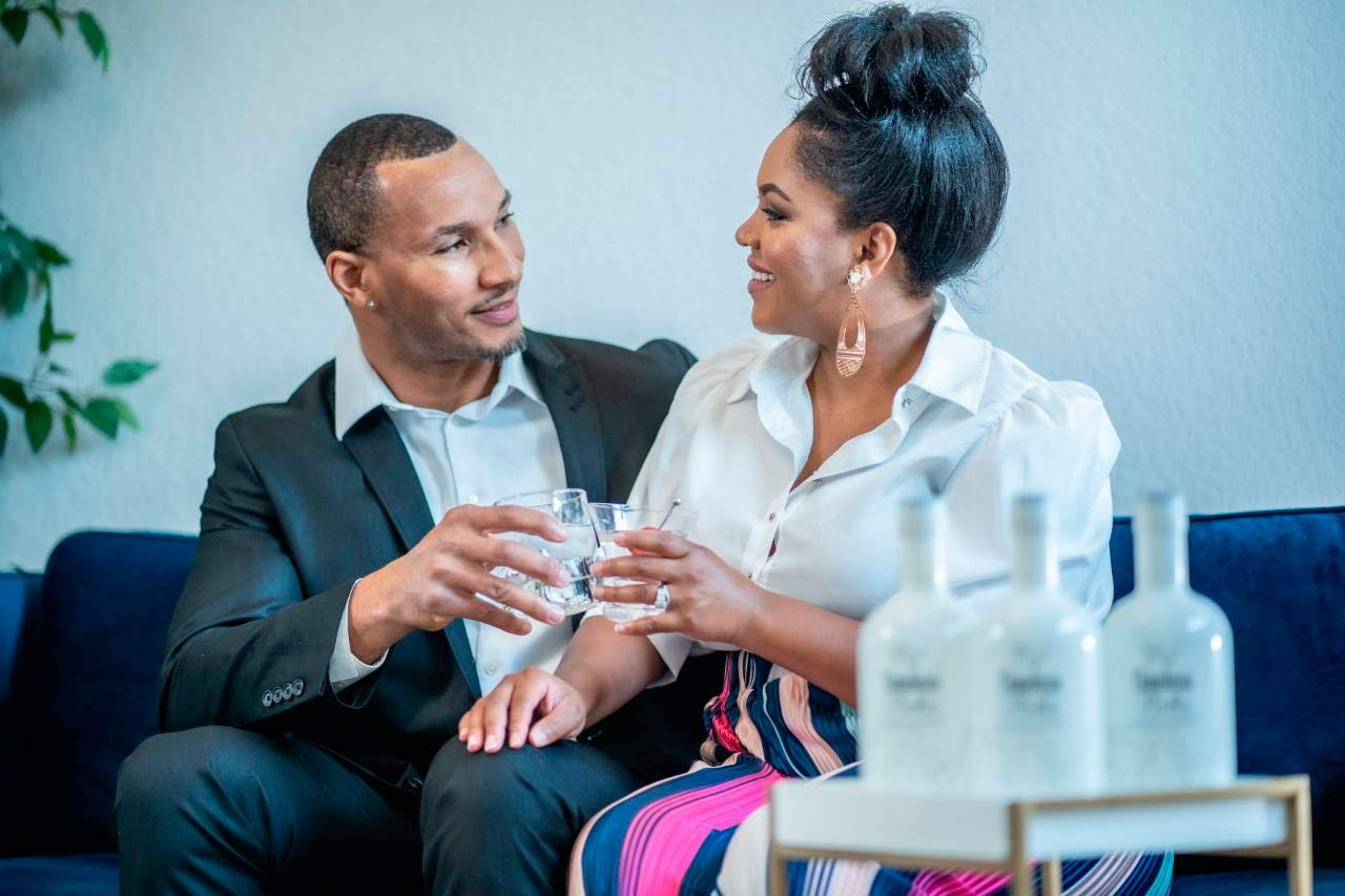 How Bruce and Amber Steele Created America's new Favorite Vodka