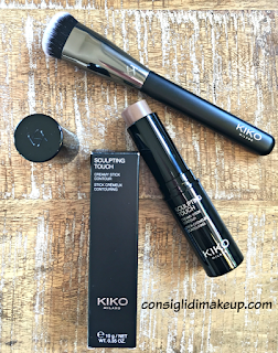 Review Sculpting Touch Creamy Stick Contour Kiko
