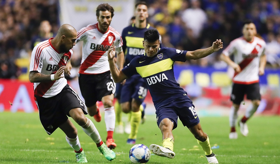 River Plate vs Boca Juniors EN VIVO por la Superliga