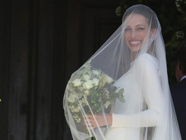 boda eva gonzalez
