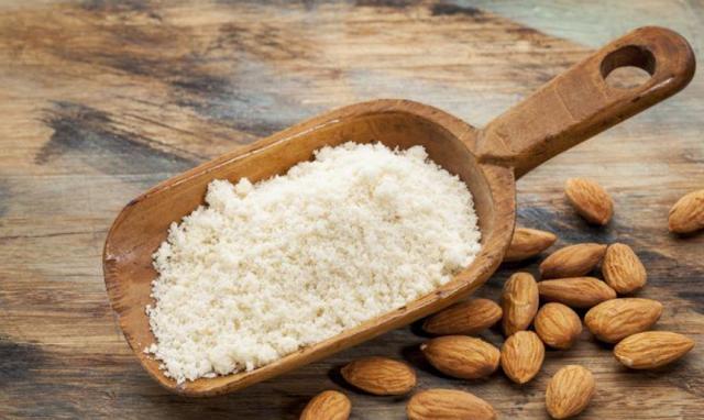 Gambar Almond Powder