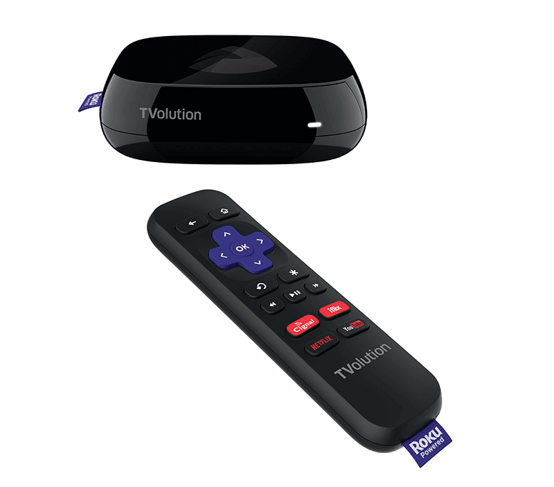 PLDT's New TVolution Steaming Box Is Powered By Roku