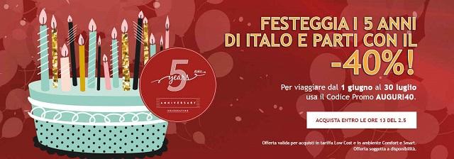 nuovo-codice-promo-italo-quinto-anniversario-poracci-in-viaggio