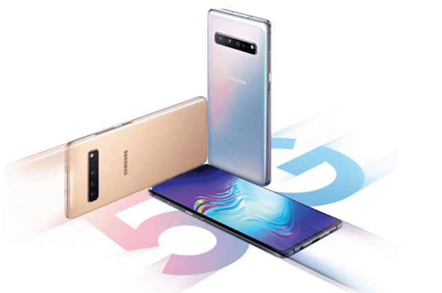 Samsung Confirms First 5G Smartphone Galaxy S10