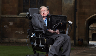 Spotlight : Physicist Stephen Hawking Passed Away