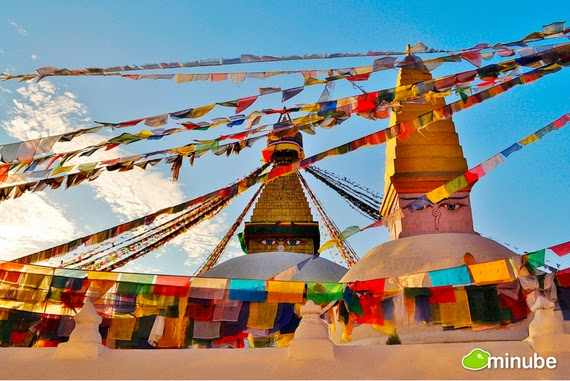 11.) Boudhanath, Nepal - The 19 Most Stunning Sacred Places Around the World