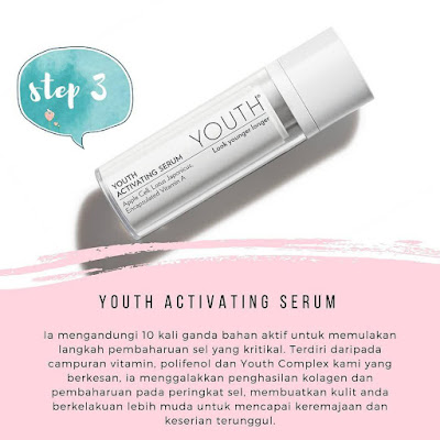 youth shaklee step 3