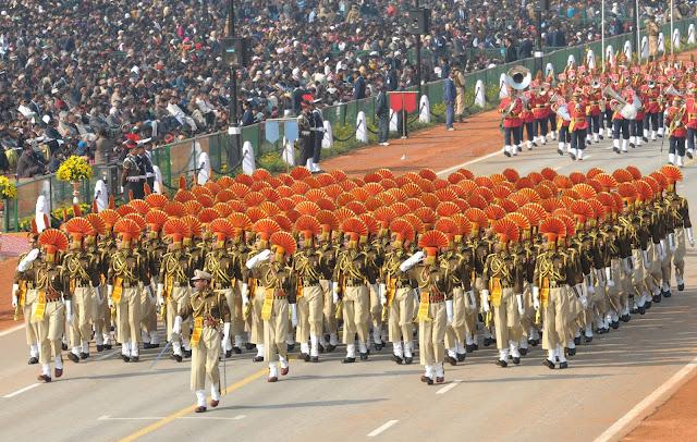 Republic Day Parade India 2019