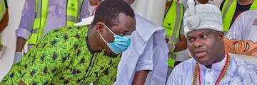 Coronavirus: Ooni Fumigates Ile-Ife, Environs, Moves to Donate Fumigators to 36 States