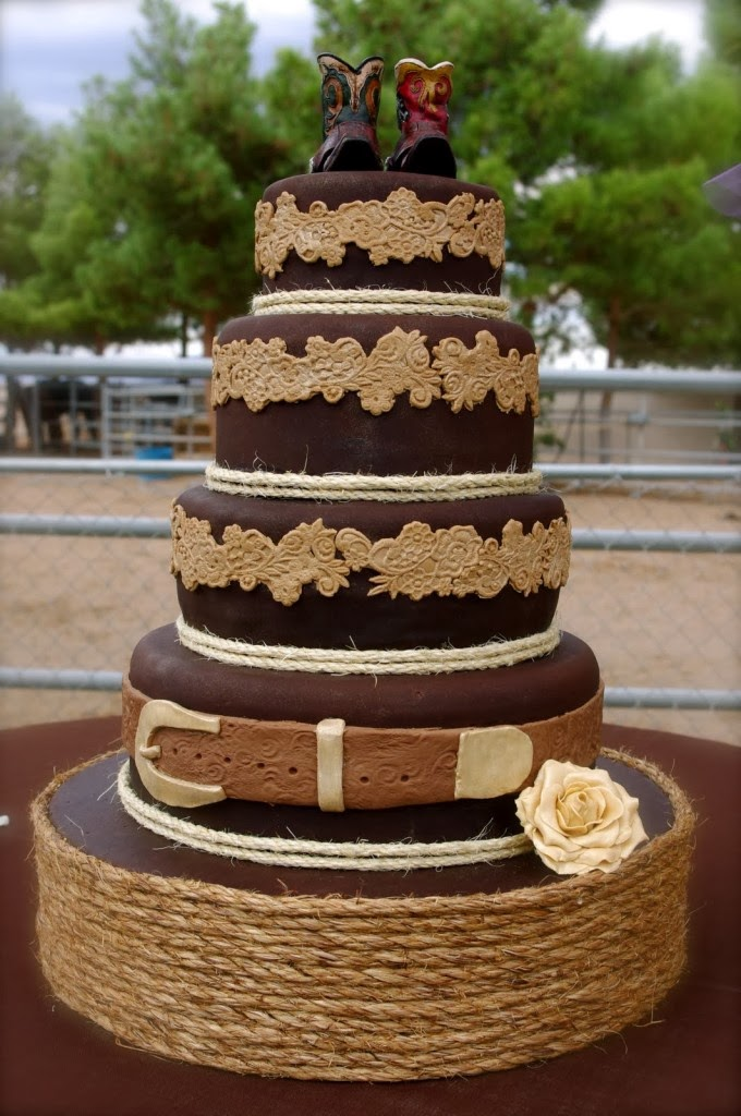 country western theme wedding cakes memorable wedding easy country western wedding theme ideas 13011