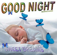 sms good night messages