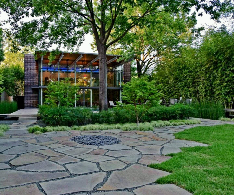 New home designs latest.: Beautiful gardens designs ideas.