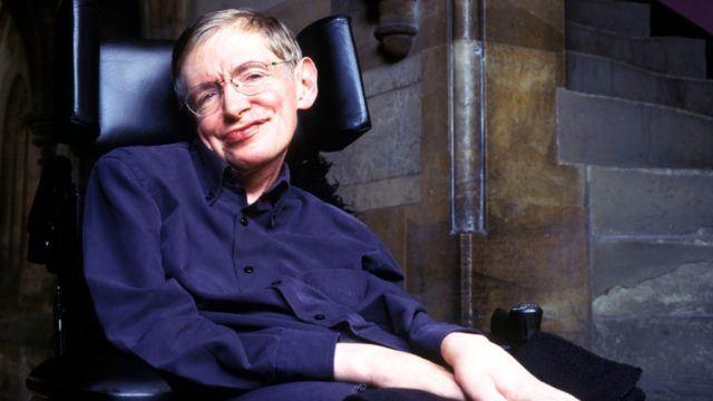 وفاة العالم الفيزيائي ستيفن هوكينج Stephen Hawking