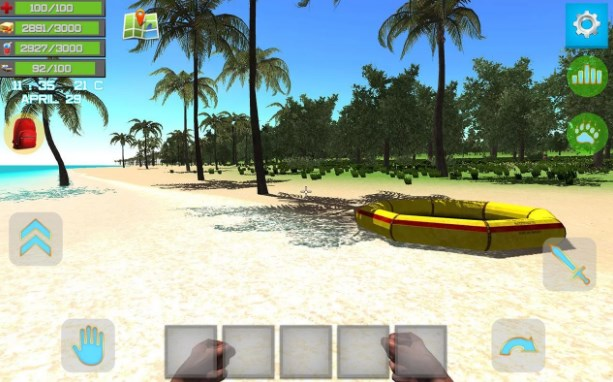 Download Ocean Is Home: Survival Island Mod Apk v2.5.0 ( Unlimited Coins )