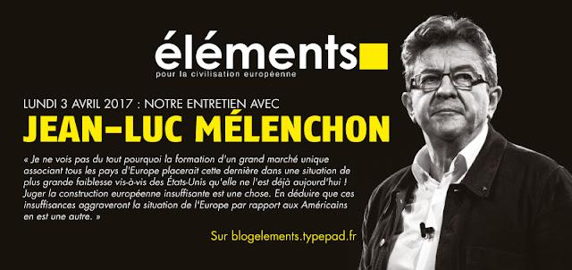 Jean-Luc Mélenchon Eléments Krisis