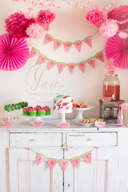 watermelon sweet table. sweet table, watermelon party