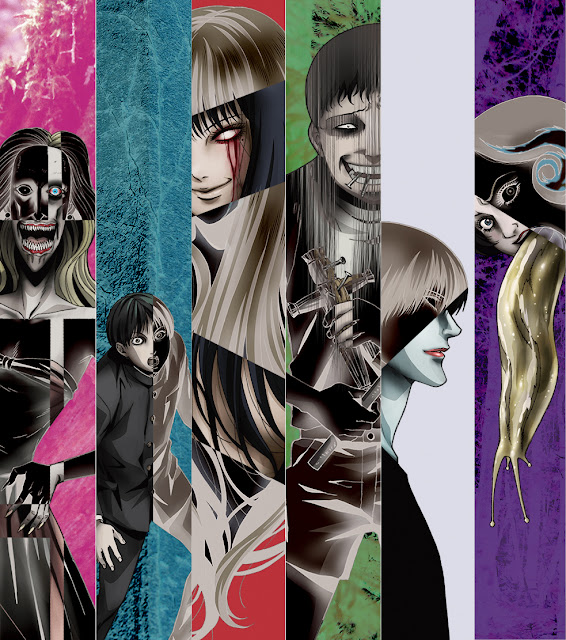 Junji Ito Collection wallpaper hd