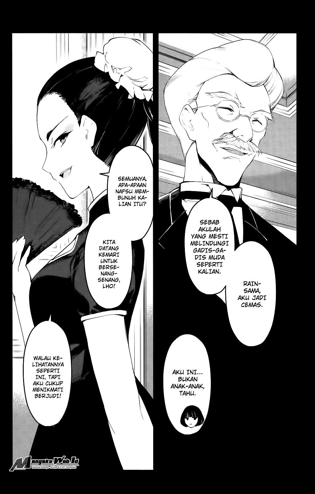 Darwin's Game Chapter 38-9