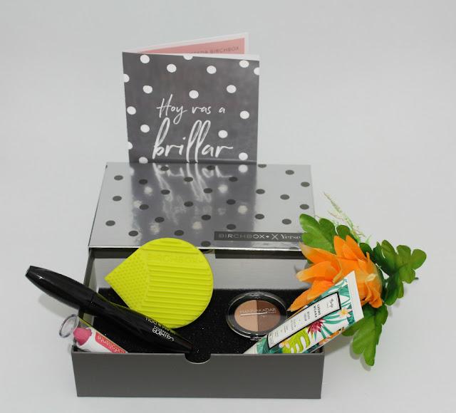 Caja de belleza Birchbox Febrero 2017