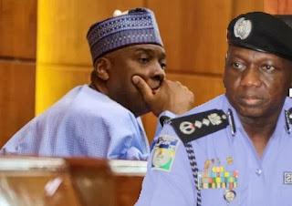 Saraki and Police IG