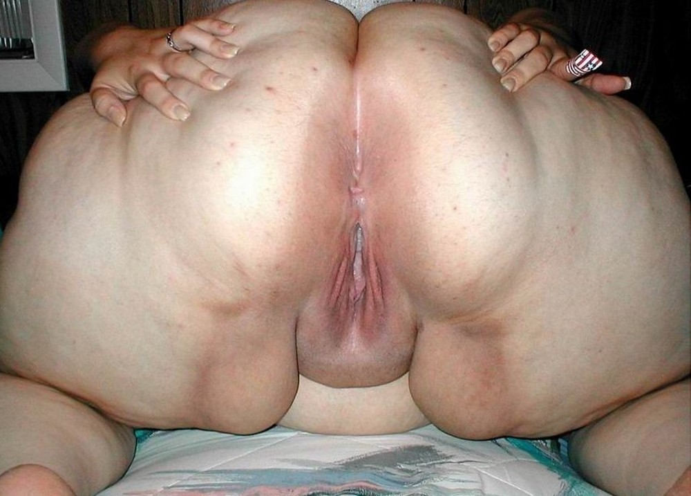 Something ssbbw pear bottom ass were