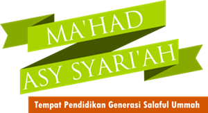 Ahlussunnah Bojonegoro - Ma'had Asy Syari'ah Indonesia