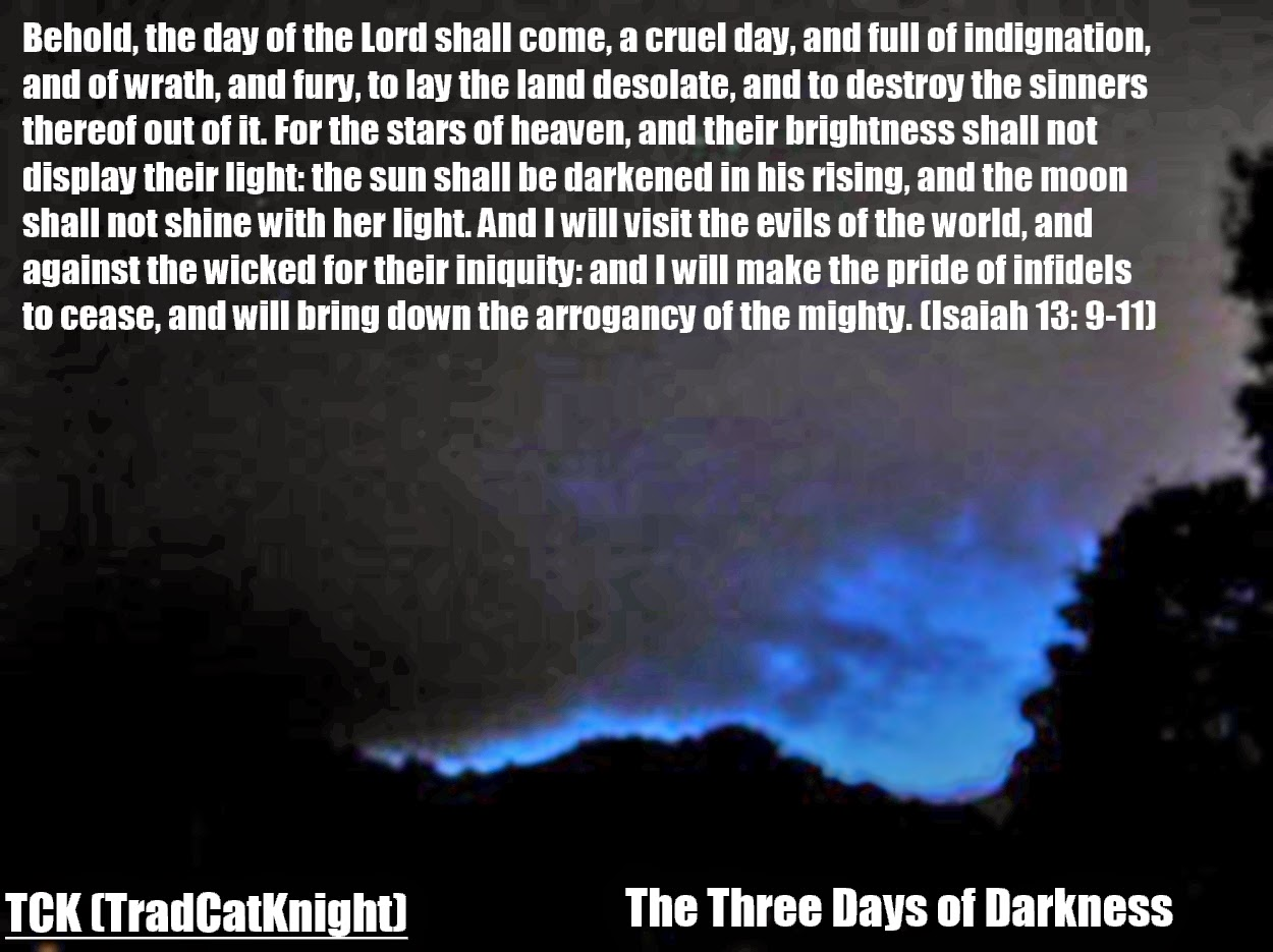 3 Days of Darkness